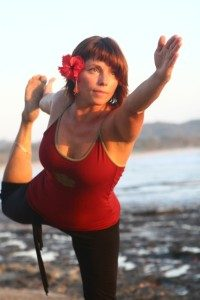 Katy Cox – yoga instructor, nutrition and therapist