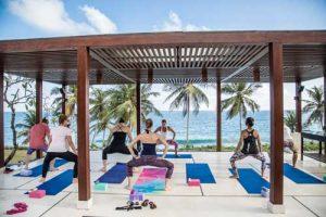 Katy Cox Yoga Instructor Sri Lanka