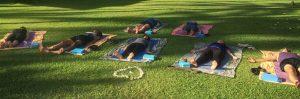 Katy Cox Yoga Teacher