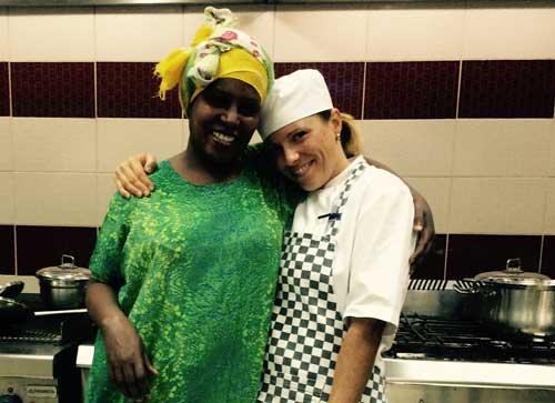 Katy Cox Chef